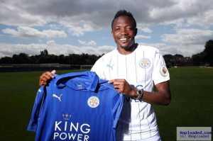 I Want To Be A Premier League Legend Like Kanu – Ahmed Musa